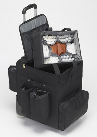 Mobile Pack Cartless Room Service Bags