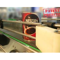 Patented Automatic Conveyor Guide Rail System