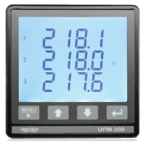 UPM309 Energy Analyser - *Available Mid 2015*
