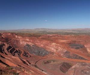 Iron ore output has risen from 170mn tonnes in 2000 to more than 650mn tonnes in 2014.
