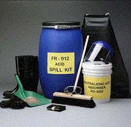 First Responder Acid Spill Kit | FR-912