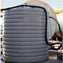 Decant Gravity Separation Tank for Oil & Water