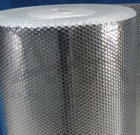 Foil Metalised Bubble Wrap