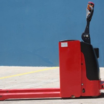 Enforcer Electric Pallet Truck: 1,300kg