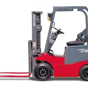 Counterbalanced Forklifts | High Speed - Nichiyu