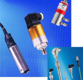 SIKA Pressure and Temperature Sensors by Ross Brown Sales