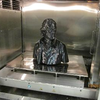 FDM replicates Thomas Jefferson sculpture for the Smithsonian