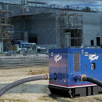 Permanent generator vs permanent pump to mitigate for power outages