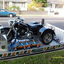 Motorcycle Towing & Transport