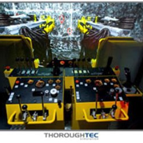 Underground Mining Simulators | Drill Rig Simulators