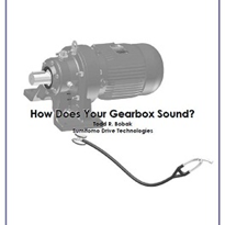 How does your gearbox sound?