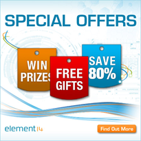 Special Offers | element14