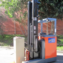 Forklift Rental | Electric Powered Forklifts