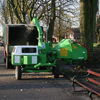 Wood Chippers | GreenMech Range