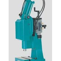 Pneumatic Toggle Press with Round Ram | Mader Pressen