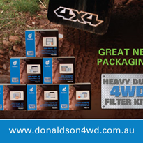 4WD Filter Kits | Heavy Duty | Great New Packaging