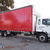 Used 2009 Fuso FIGHTER FN63 Truck