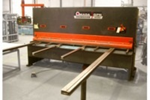 CNC Services | Sheetmetal Guillotining