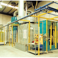 Sheetmetal Services | Powder Coating