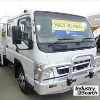 Used 2009 Fuso CANTER 3.5 CREW CAB Truck