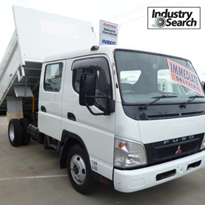 Used 2007 Fuso CANTER 3.5 Truck