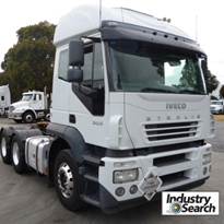 Used 2005 Iveco STRALIS AT505 Truck