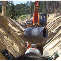 Sewerage Pipes | Concrete - Steel Reinforced
