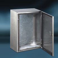 Wall Mount Enclosures | Stainless Steel