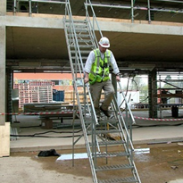 Stairs & Temporary Access | Construction Stairs
