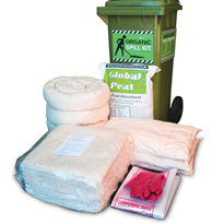 Spill kit - Oil and Fuel Organic Cotton 220L (SKH120O)