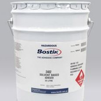 Brush Grade Rubber & Metal Adhesive | Bostik 2402