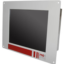 "Rugged Panel Computer with Touch | MEN 10.4"" DC2"