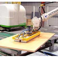 Local installation case study: robotic tending