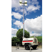 Trailer Mounted Light Tower | AL4000