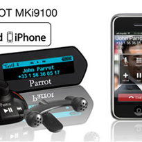 Bluetooth Car Kit | Parrot Mki-9100