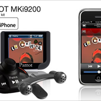 Bluetooth Car Kit | Parrot Mki-9200