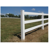 Post & Rail Fence System | Duralok