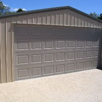 Steel Garages | Trusteel
