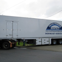 Reefer Trailers | 45ft fridge/freezer pan