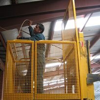 Safety Cages | Forklift