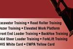 Training Courses | Machinery