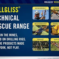 Technical Rescue Range | Rollgliss®