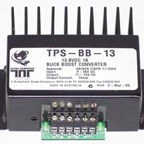 Power DC DC Buck Boost Converter | 13.8Vdc 1.5Amp | TPS-BB-13