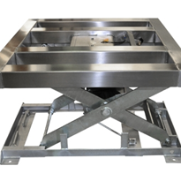 Scissor Lift Table | Custom Pneumatic Lift Table