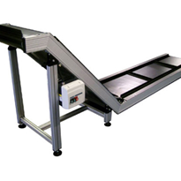 Line Shaft Conveyors | Incline