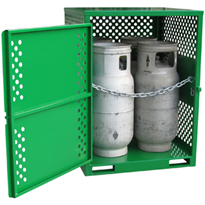 LPG Cylinders Stores | Heavy Duty Forklift