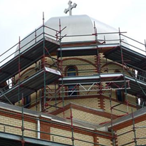 Scaffold Hire | Restoration Projects
