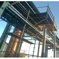 Scaffolding Services | Cantilevered Scaffolding