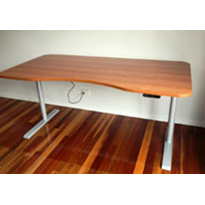 "Electric Height Adjustable Desk | Motiondeskâ""¢2-DL7"
