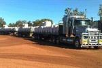 Road Train Configurations
